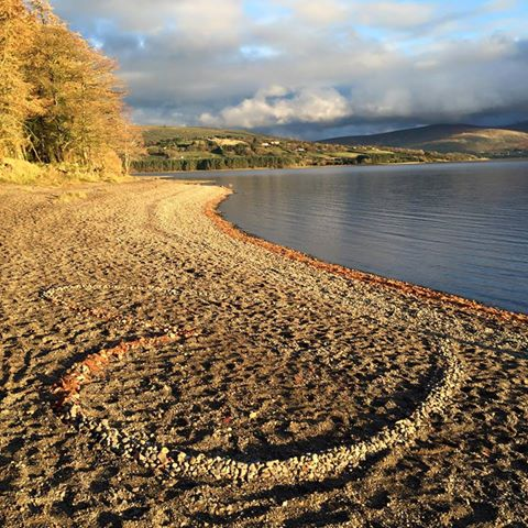 Blessington beach