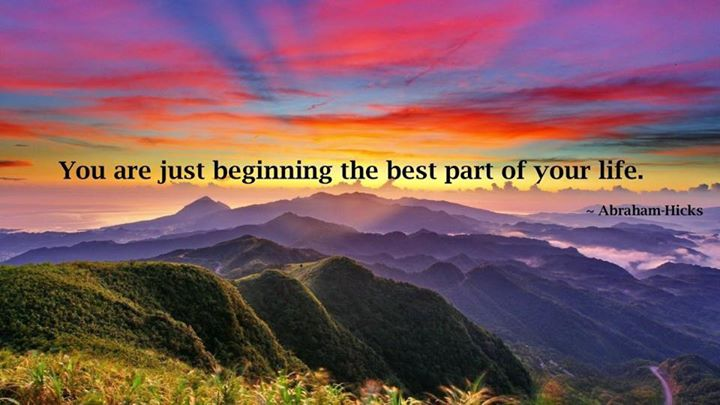 beginnign the best part of your life